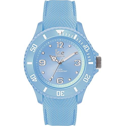 Ice-Watch - ICE sixty nine Pastel blue - Blaue Damenuhr mit Silikonarmband - 014233 (Small)