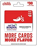 Brinker Gift Cards, Multipack of 3 - $10