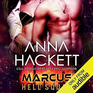 Marcus audiobook cover art