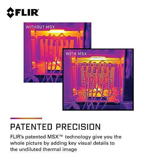 FLIR C3 Wärmebildkamera im Taschenformat mit Wifi - 9