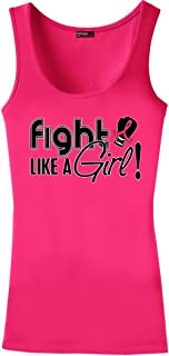 fight like a girl top