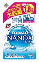 トップ NANOX(ナノックス) つめかえ用 大 660g