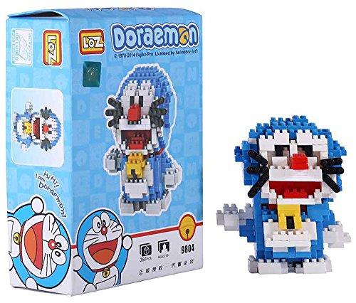 LoZ 9804 - Kit de construcción minimizada. Diamond Block. Doraemon. 360 piezas.