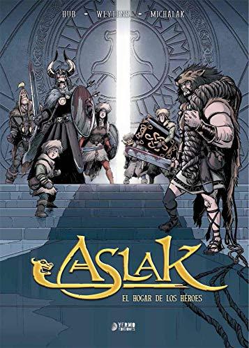Aslak el hogar de los heroes