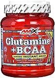 AMIX - Bcaa Glutamina - 530 Gramos - Complemento Alimenticio de Glutamina en...