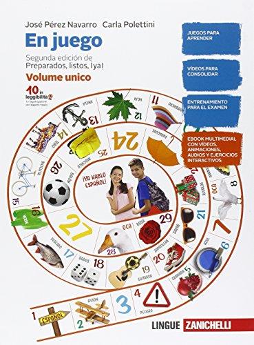 En juego-A través de la cultura hispánica. Per la Scuola media. Con e-book. Con espansione online [Lingua spagnola]
