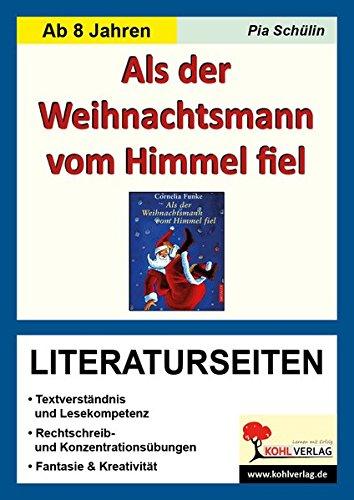 Als der Weihnachtsmann vom Himmel fiel - Literaturseiten