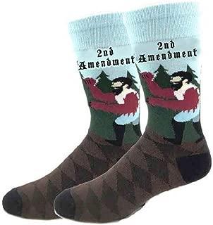 Bigfoot Sock Co. 2nd Amendment-Bear Arms BF-095M One Size