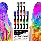 13 Colors Hair Chalk for Girls Gifts, Kids...