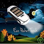 NEW Re-Wind Eco Friendly Compact Pocket Torch - Features: Wind-up Action, Rechargeable and Solar Powered, Powerful 3 LED… 5