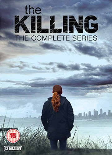 The Killing (Complete Series) - 13-DVD Box Set [ NON-USA FORMAT, PAL, Reg.2 Import - United Kingdom ]