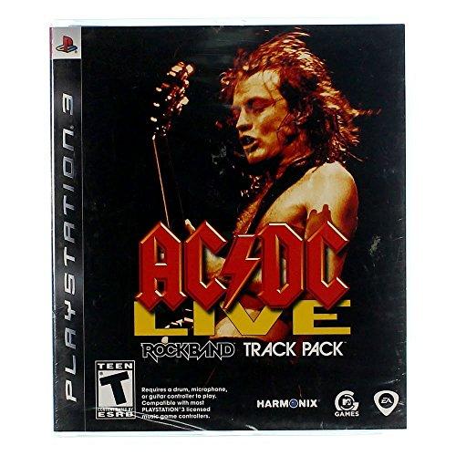 MTV Games AC/DC Live: Rock Band Track Pack - Playstation 3
