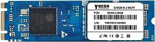 YUCUN M.2 2280 Disco Duro sólido Interno de Estado sólido 120GB SSD Leer 540MB/S Escribir 520MB/S