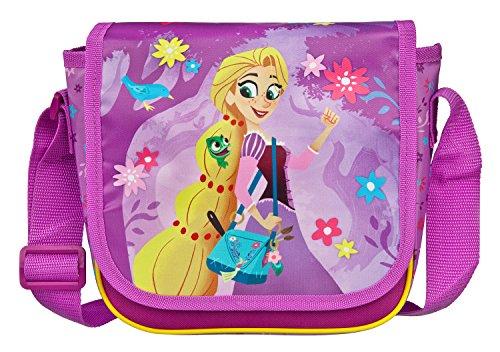 Undercover Disney Rapunzel - Bolsa de Deporte para niños (21 x 22 x 8 cm, 22 cm), Color Rosa