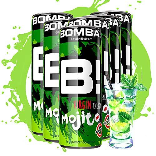 BOMBA! Energy Drink Mojito Alkoholfrei 6...