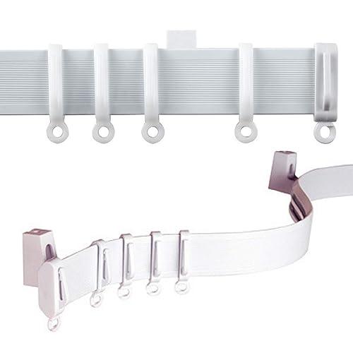Ceiling Curtain Track Amazon Co Uk