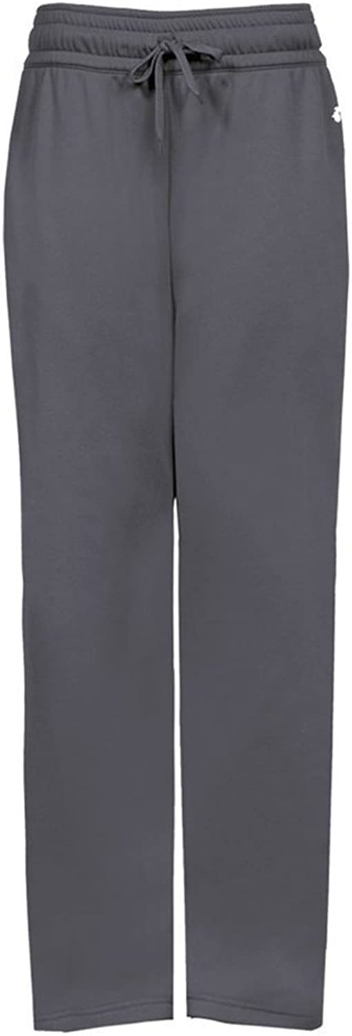 Badger Ladies Performance Fleece Pant with Side Pockets  1470