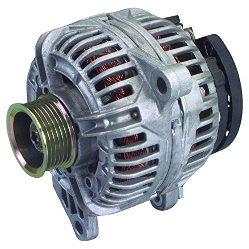 New Alternator Replacement For 2001 2002 2003 2004 01 02 03 04 Jeep Grand Cherokee 4.0L L6 56041322AB, 0124525003 0-124-525-003 334-1407
