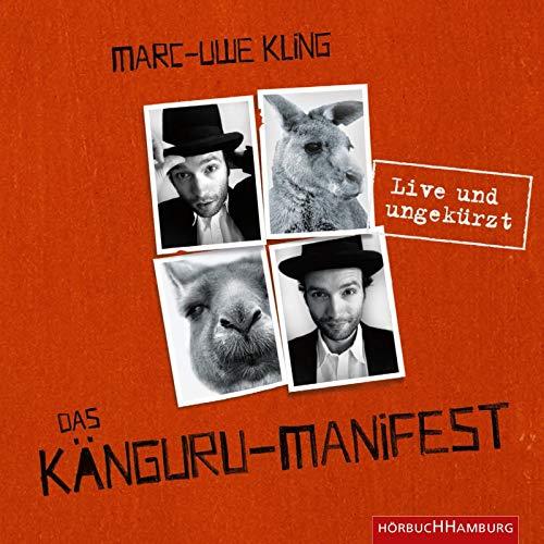 Das Känguru-Manifest (Känguru 2): 4 CDs - Partnerlink