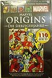 Die offizielle Marvel-Comic-Sammlung Classic XVIII: Marvel Origins - Die Siebzigerjahre