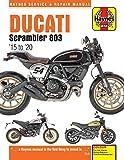 Ducati 803 Scrambler (2015-2020) Haynes Repair Manual (Haynes Service & Repair Manual)