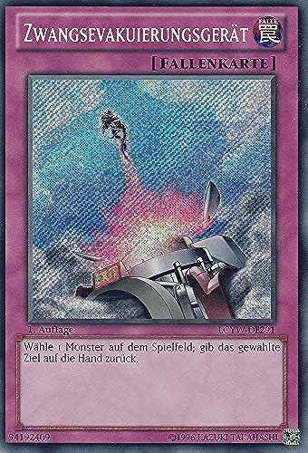 LCYW-DE291 - Zwangsevakuierungsger - Secret Rare - Yu-Gi-Oh - Deutsch - 1. Auflage