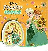 Disney FROZEN ディズニー キャラクター アナと雪の女王 クロック Clock たまご型 エルサ アナ 置時計