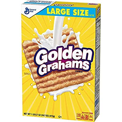 Breakfast Cereal, Large Size, 16.7 Oz