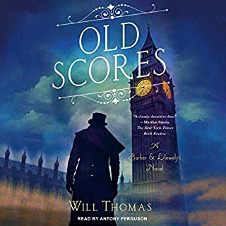 Old Scores audiobook cover art