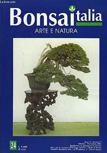 Bonsaï Italia - Arte e Natura, N°24 : Bonsai da frutto. Omaggio al Giappone. Una Bouganvillea. Juniperus Procumbens. Restauro di un Chinensis (Bagolaro). L