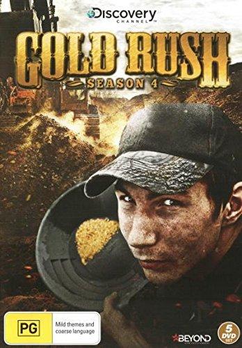 Gold Rush Season 4 - 5-DVD Set