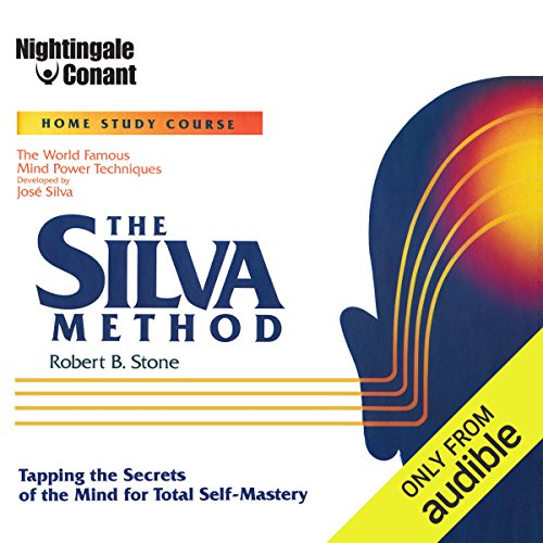 The Silva Method audiobook cover art