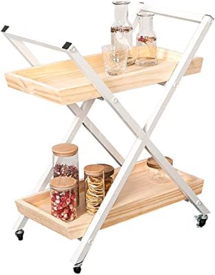 Amazon Com Winsome Wood Single Drawer Kitchen Cabinet Storage Cart