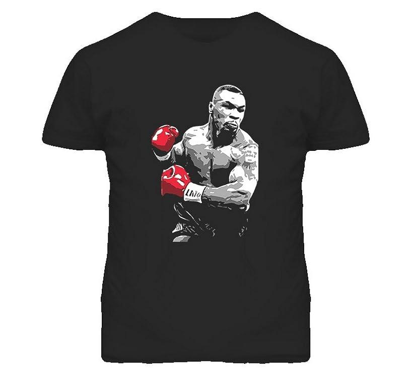 BrooklynSteez Men's Mike Tyson Boxing Legend Retro Boxing T Shirt
