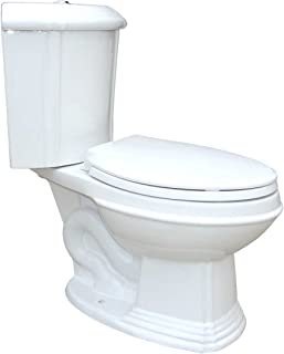 Best corner toilet dimensions Reviews