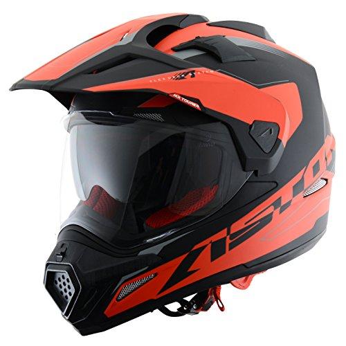 Astone Helmets tourer-advbrl Kopfhörer Tourer Adventure, Grau/Schwarz, L