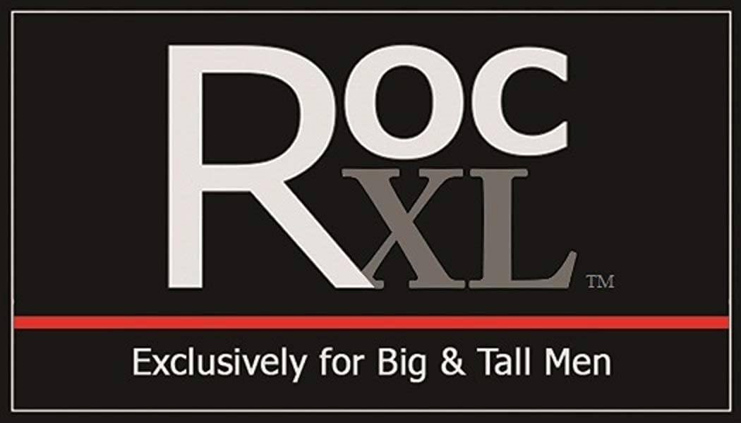 ROCXL Big & Tall Men's Short Sleeve Work Shirt LT - 6XL Color Block