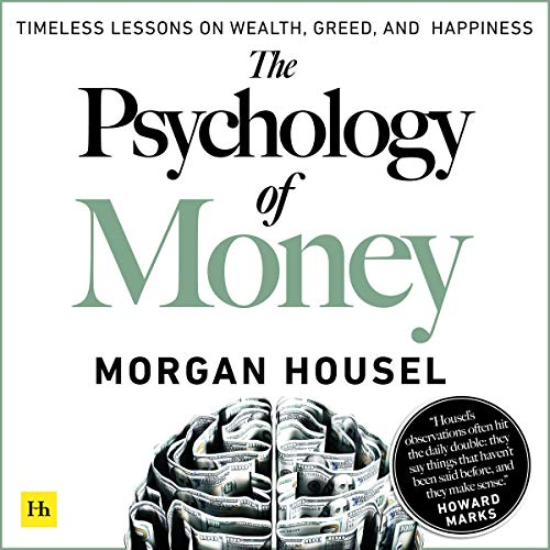 The Psychology of Money cover art