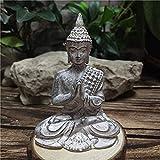 BALLYE Escultura de Estatua de Buda decoración del hogar decoración de jardín Zen al Aire Libre arte...
