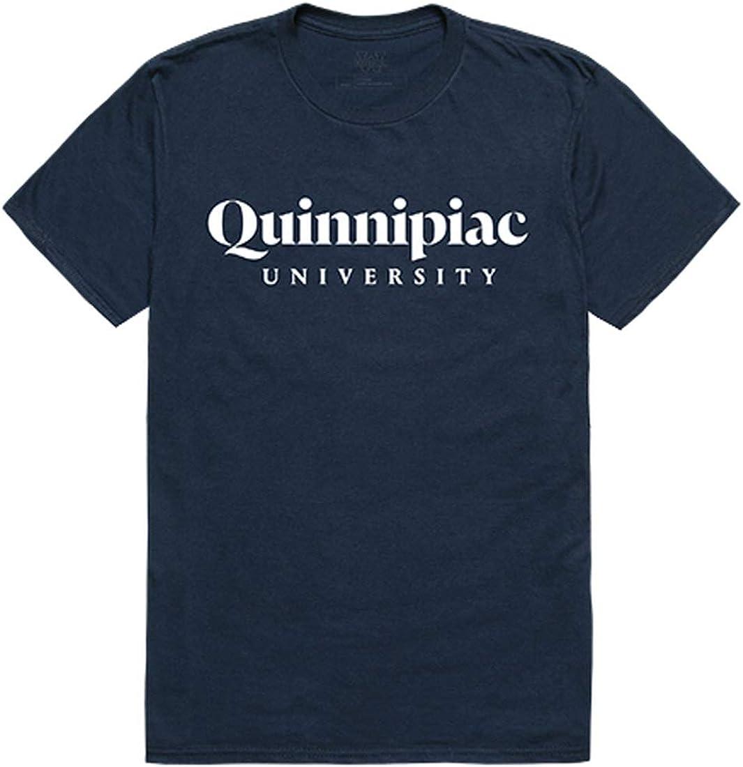 QU Quinnipiac Bobcats NCAA Institutional shop Quality inspection Shirt T