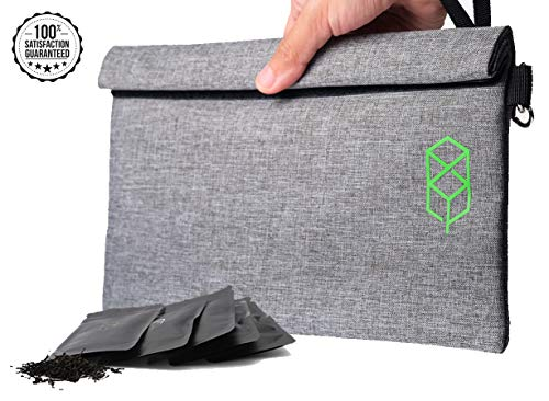 "Smell Proof Bag - 11"" x 6"