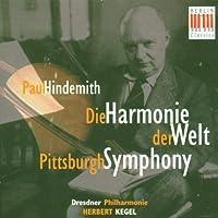 Hindemith: Symphony, Die Harmonie der Welt / Pittsburgh Symphony (2013-05-03)