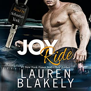 Joy Ride audiobook cover art