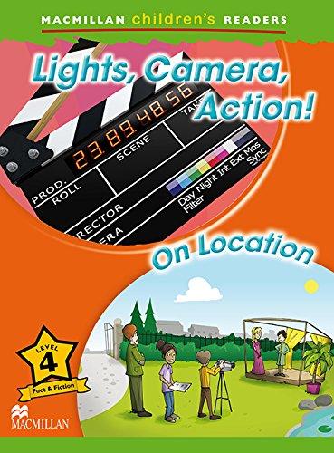 Macmillan Childrens Readers - Lights Camera Action - Level 4