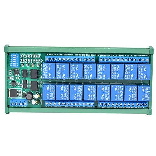 Módulo de expansión eléctrica PLC UM72 2 modos de control de comando...