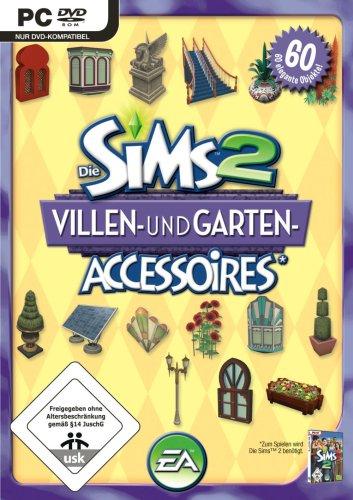Die Sims 2 - Villen- und Garten-Accessoires (Add-On)