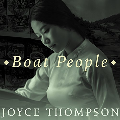 Boat People audiobook cover art
