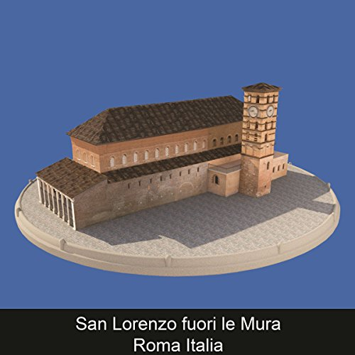 San Lorenzo fuori le Mura Roma Italia (ITA) copertina