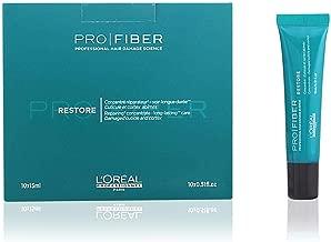L'Oreal Professional Pro Fiber Restore Concentrate Treatment, 10 Count