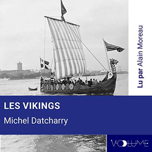 Couverture de Les Vikings